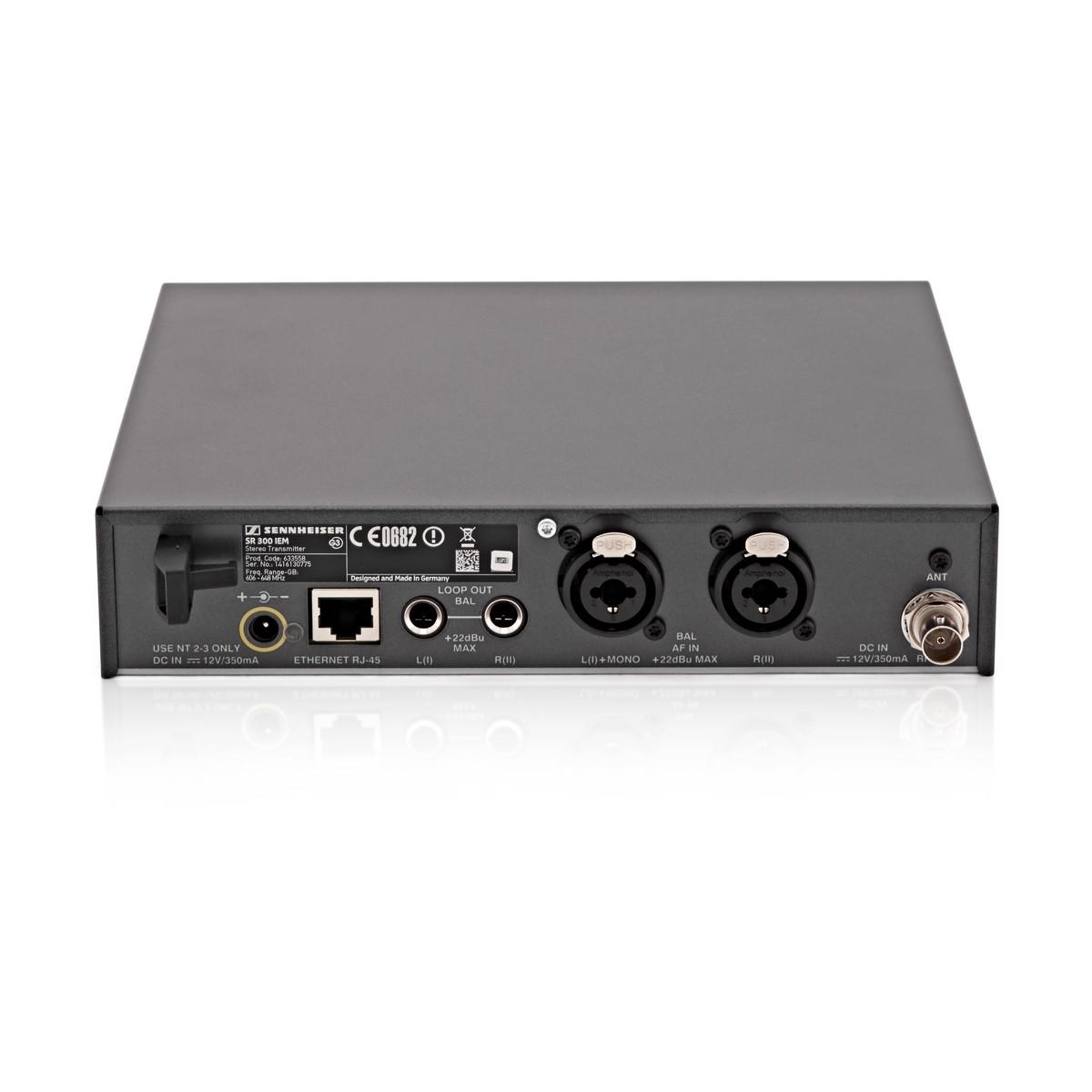 sennheiser ew 300 iem g3 gb wireless in ear monitor system box opened at gear4music. Black Bedroom Furniture Sets. Home Design Ideas