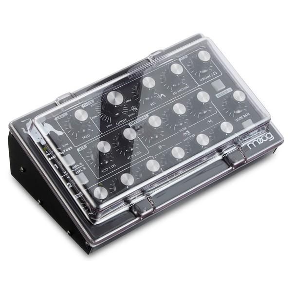 Decksaver Moog Minitaur Cover - Angled