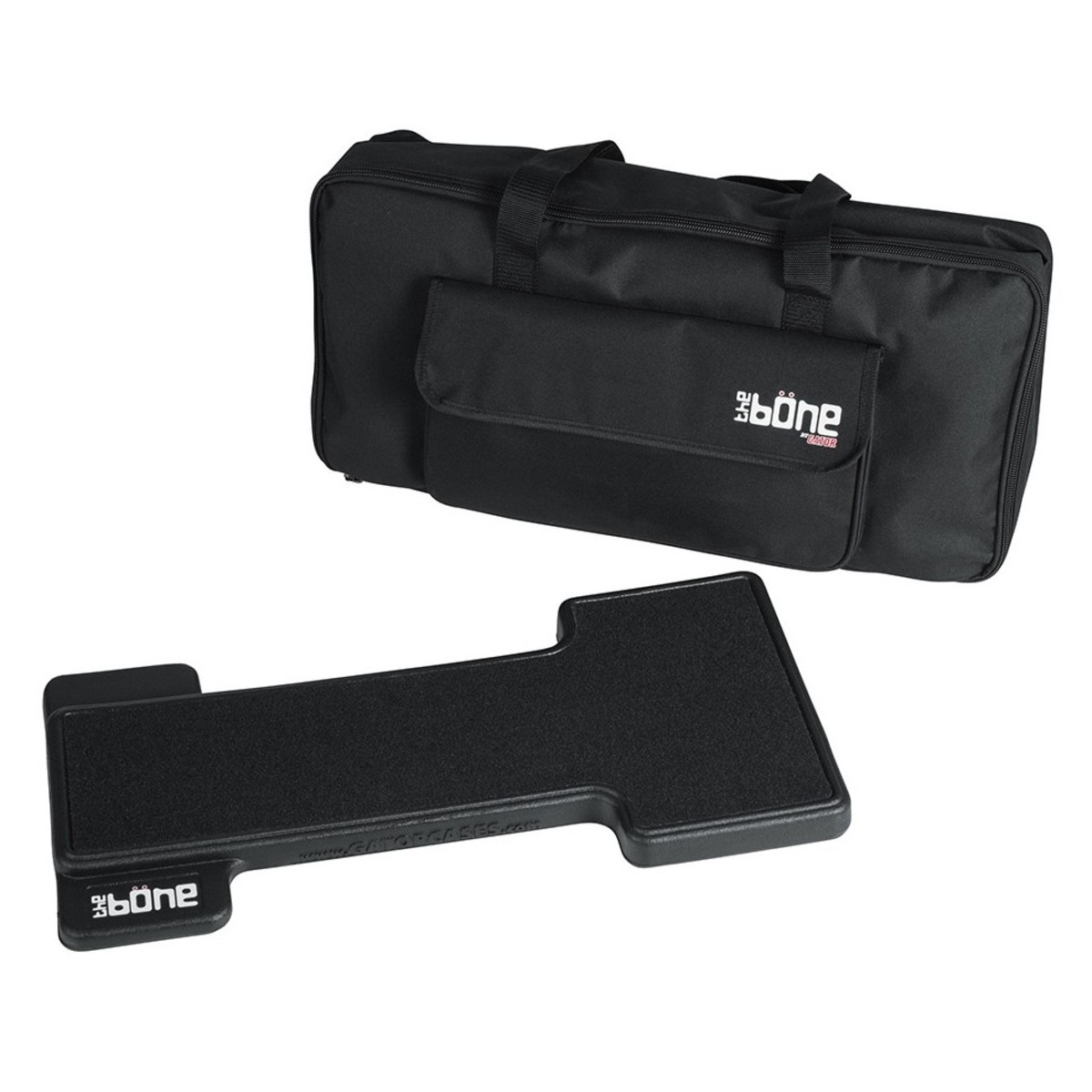 gator g bone pedal board with carry bag power supply at gear4music. Black Bedroom Furniture Sets. Home Design Ideas