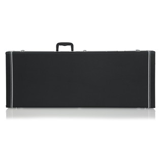 Gator GW-JAG Deluxe Offset Electric Guitar Case, Front