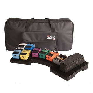Gator G-MEGA-BONE Pedal Board With Carry Bag & Power Supply 5