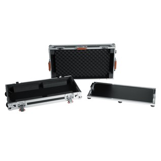Gator G-TOUR PEDALBOARD-LGW Large Pedal Board With Case & Wheels 1