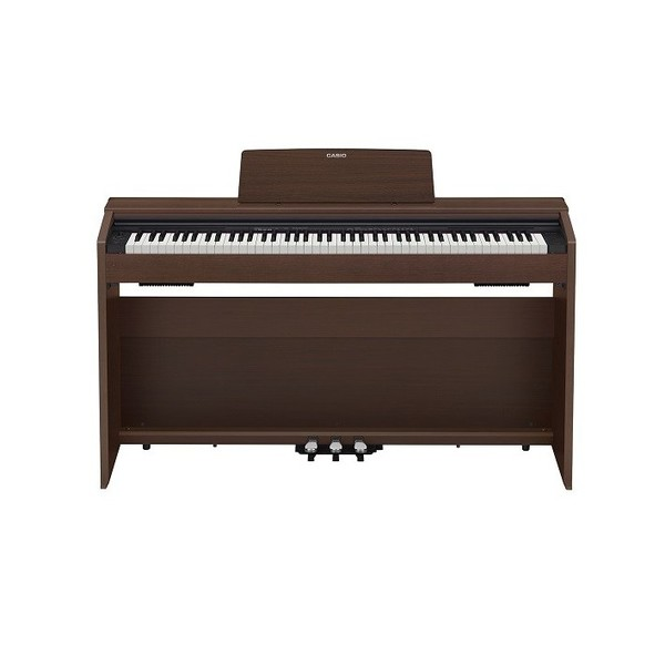 Casio Privia PX 870 Digital Piano, Brown
