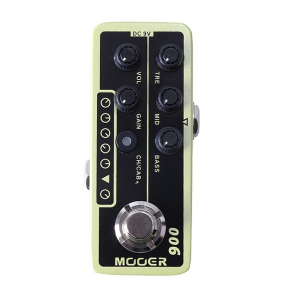 Mooer Micro Preamp 06 US Classic Deluxe Pedal