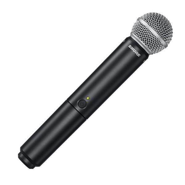 Shure BLX2/SM58-S8 Wireless Handheld Microphone Transmitter 1