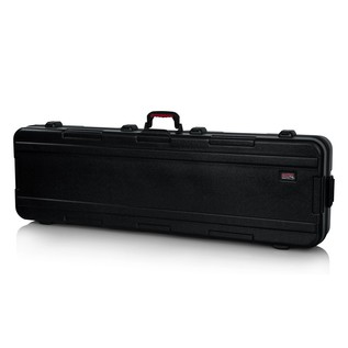Gator GTSA-KEY88SL ATA Slim 88 Note Keyboard Case With Wheels 1