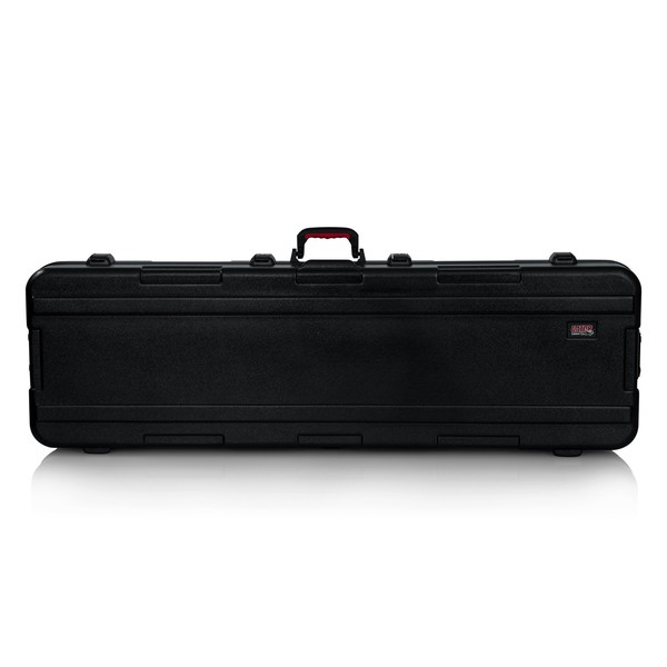 Gator GTSA-KEY88SL ATA Slim 88 Note Keyboard Case With Wheels 2