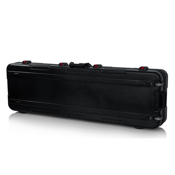 Gator GTSA-KEY88SL ATA Slim 88 Note Keyboard Case With Wheels 4