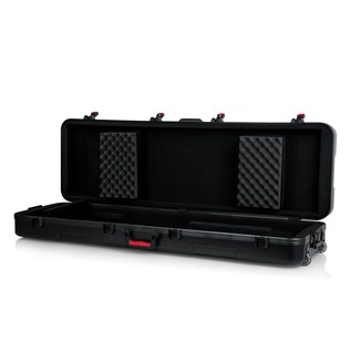 Gator GTSA-KEY88SL ATA Slim 88 Note Keyboard Case With Wheels 5