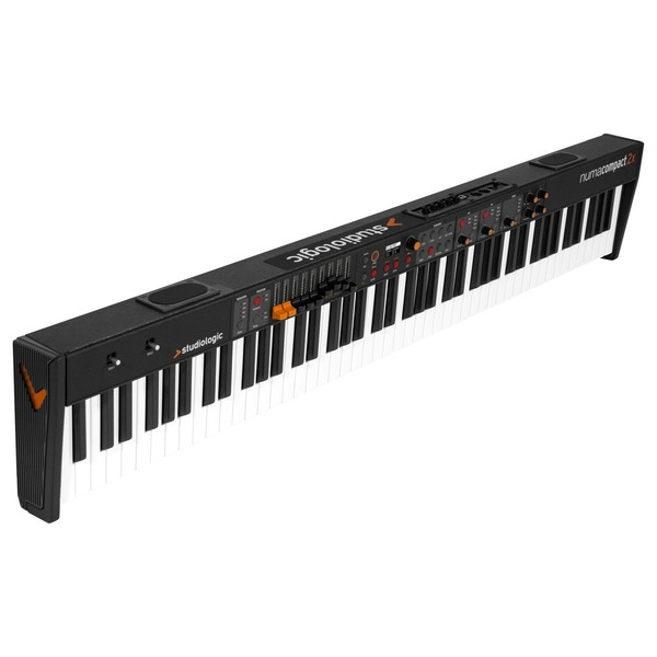 Numa Compact 2X Keyboard - Angled