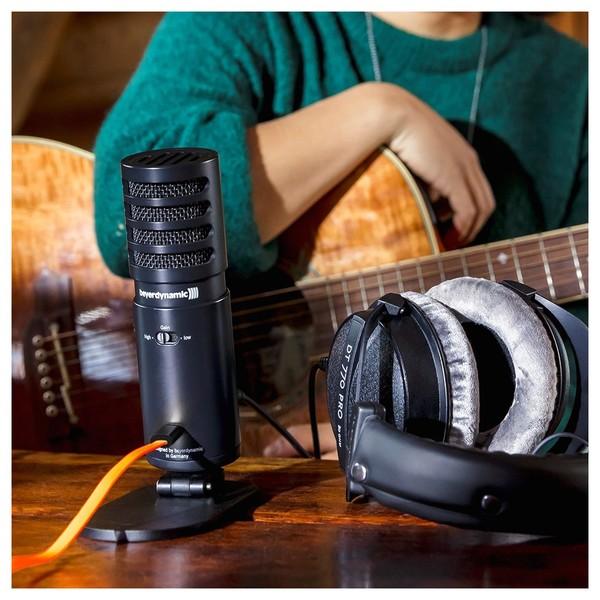 Beyerdynamic FOX Professional USB Condenser Microphone