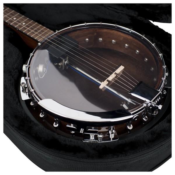 Gator GL-BANJO XL Rigid EPS Banjo Case, Close-Up