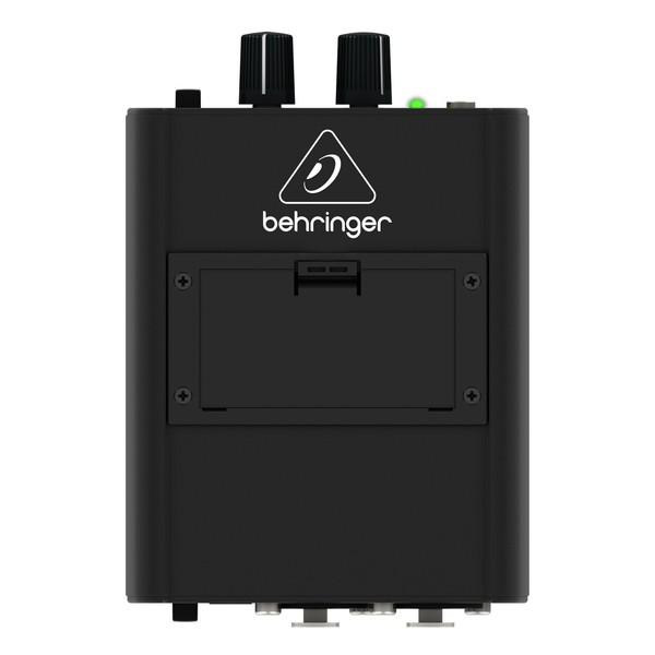 Behringer Powerplay P1 Personal In-Ear Monitor Amplifier 4