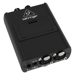 Behringer Powerplay P1 Personal In-Ear Monitor Amplifier 6