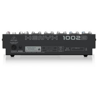 Behringer Xenyx 1002B Mixer, Rear
