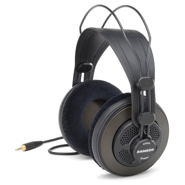 SR850 Studio Headphones - Angled