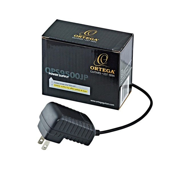 Ortega OPS9500JP0 Power Adaptor, 9V/500mA