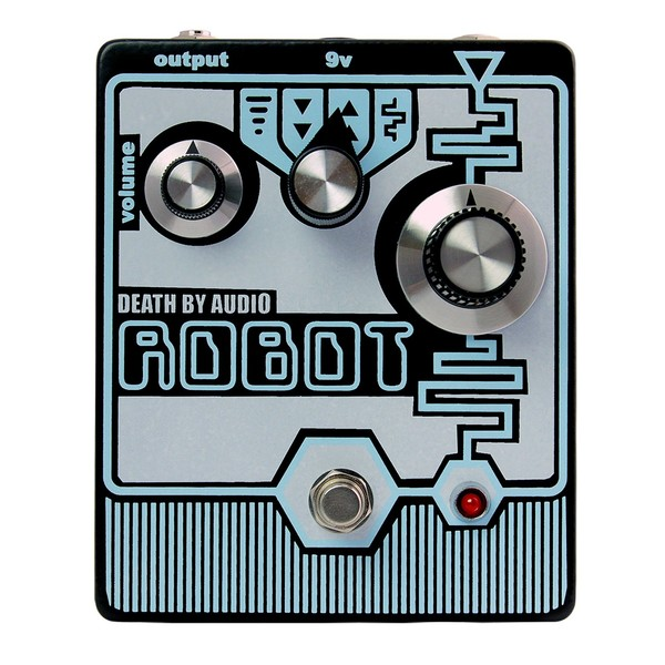 Death By Audio Robot Lo-Fi Octaver
