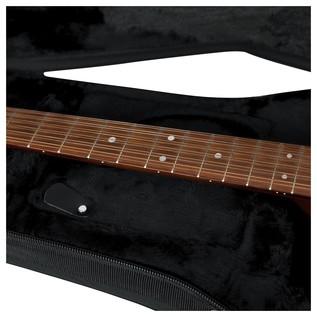 Gator GL-DREAD-12 Rigid EPS Dreadnought Acoustic Guitar Case, Neck Support