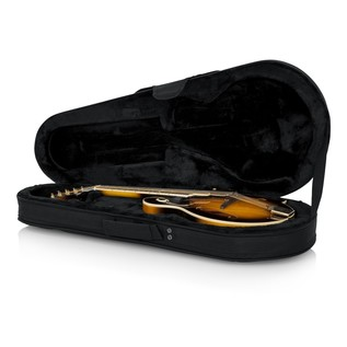 Gator GL-MANDOLIN Rigid EPS Mandolin Case, Open