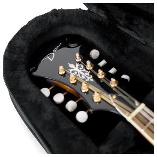 Gator GL-MANDOLIN Rigid EPS Mandolin Case, Interior Close-Up