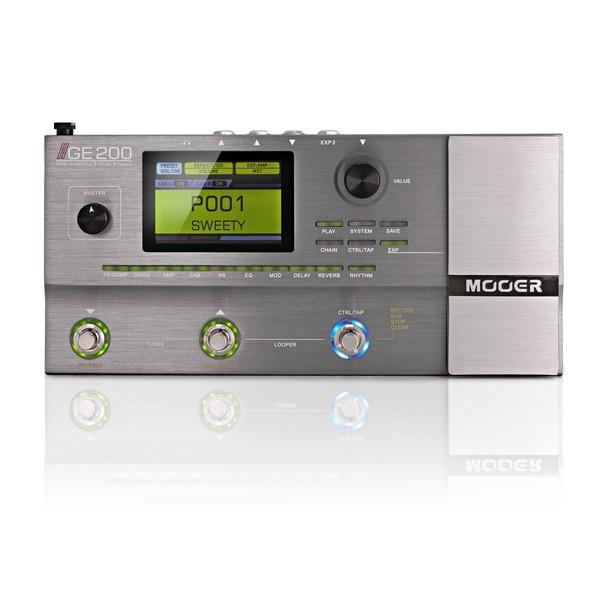 Mooer GE 200 Multi Effects Pedal