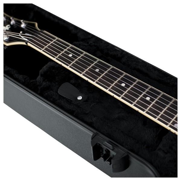 Gator GTSA-GTR335 ATA Moulded Case For Semi-Hollow Electric Guitars 7