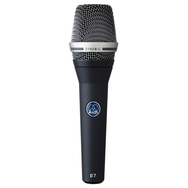 AKG D7 Dynamic Vocal Microphone - Main