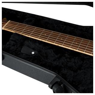 Gator GTSA-GTRDREAD ATA Moulded Case For Dreadnought Acoustic Guitars 8