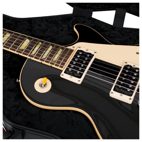 Gator GTSA-GTRLPS ATA Moulded Case For Single-Cut Electric Guitars 7