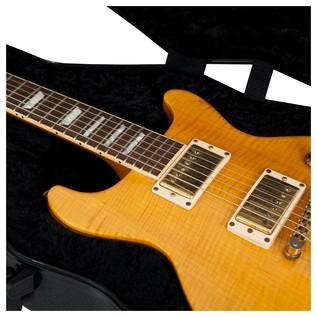 Gator GTSA-GTRLPS ATA Moulded Case For Single-Cut Electric Guitars 8