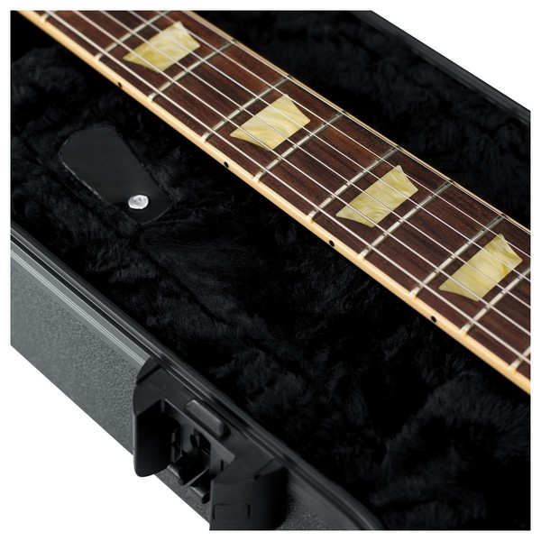 Gator GTSA-GTRLPS ATA Moulded Case For Single-Cut Electric Guitars 9