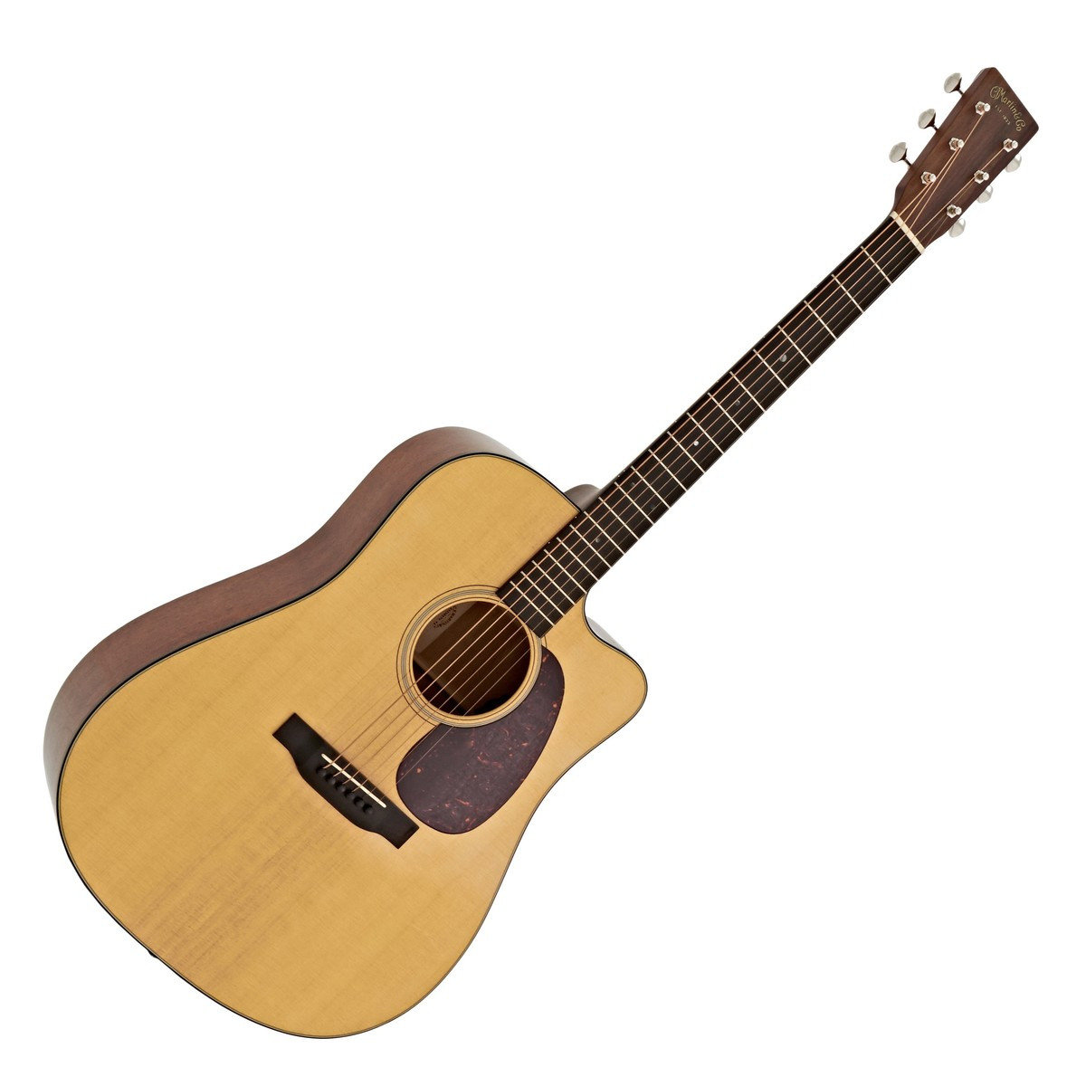 Click to view product details and reviews for Martin Dc 18e W Fishman Aura Vt Enhance Ex Display.