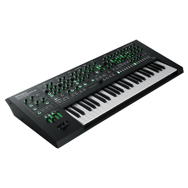Roland System 8 AIRA Plug Out Synthesizer - Angled