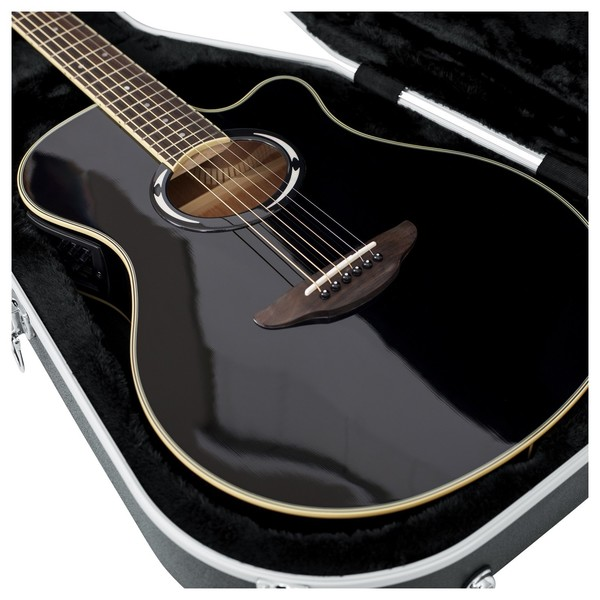 Gator GC-APX Deluxe Moulded Case For Thin-Profile Acoustic Guitars 6