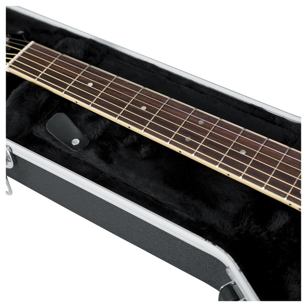 Gator GC-APX Deluxe Moulded Case For Thin-Profile Acoustic Guitars 7