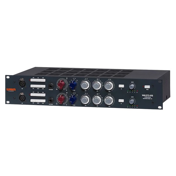 Warm Audio WA273-EQ 2-Channel Microphone Preamp with EQ - Main