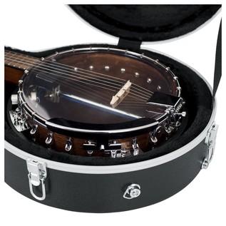 Gator GC-BANJO-XL Deluxe Moulded Case For Banjos 10