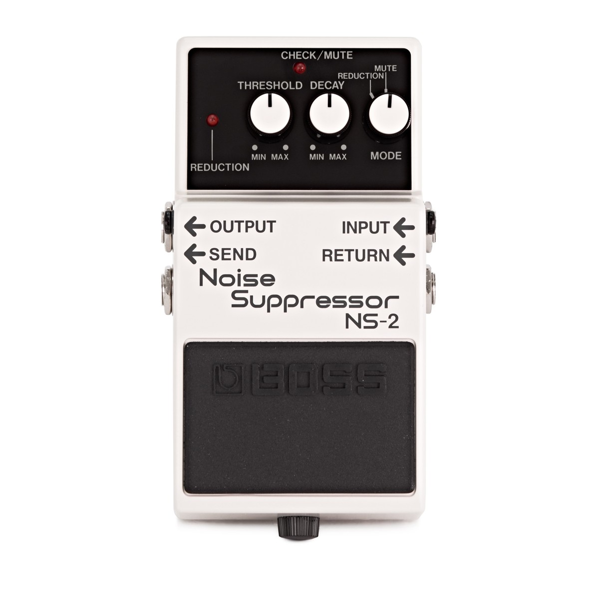boss ns 2 noise suppressor guitar pedal at gear4music. Black Bedroom Furniture Sets. Home Design Ideas