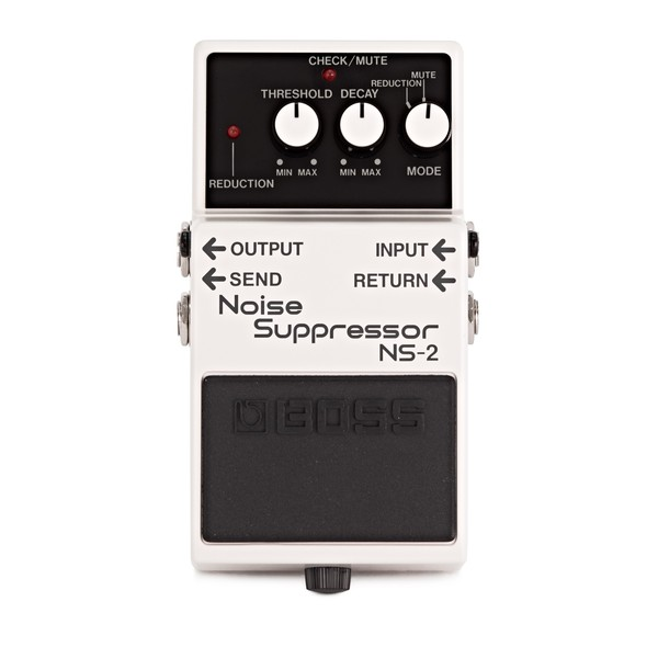 Boss NS-2 Noise Suppressor Guitar Pedal