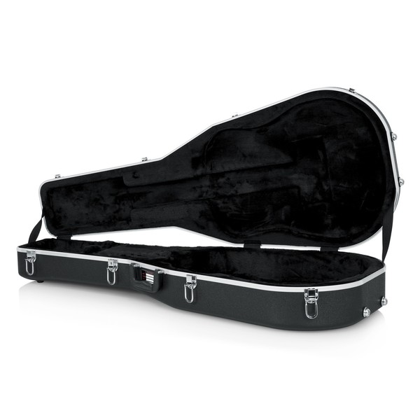 Gator GC-DREAD Deluxe Moulded Case For Dreadnought Acoustic Guitars 4