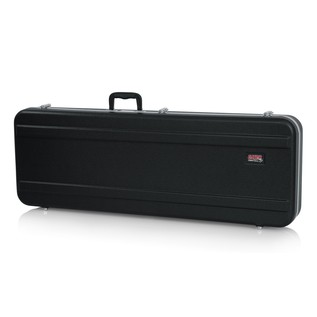 Gator GC-ELEC-XL Deluxe Moulded Case For Electric Guitars, Extra-Long 1