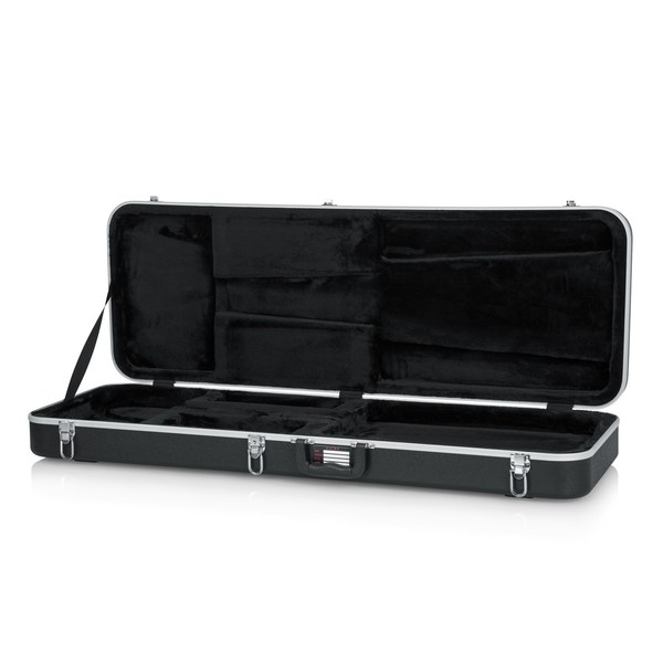 Gator GC-ELEC-XL Deluxe Moulded Case For Electric Guitars, Extra-Long 5