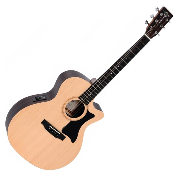 Sigma GTCE+ Electro Acoustic, Natural Front View