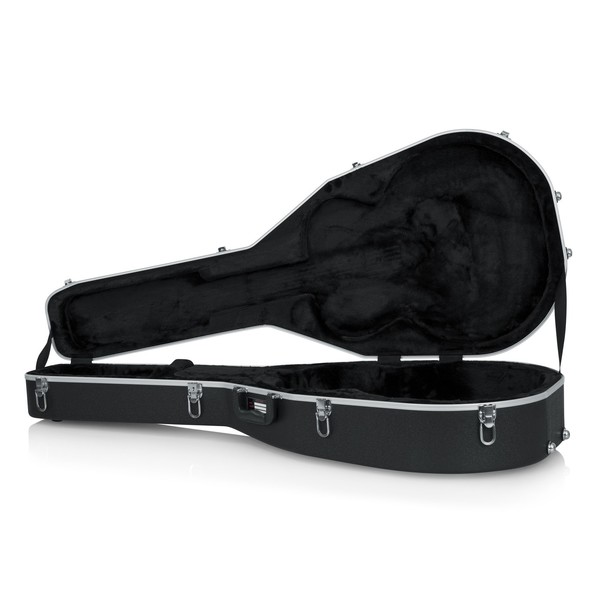 Gator GC-JUMBO Deluxe Moulded Case For Jumbo Acoustic Guitars 5