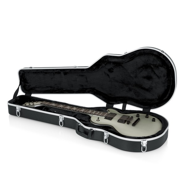 Gator GC-LPS Deluxe Moulded Case For Single-Cut Electric Guitars 5