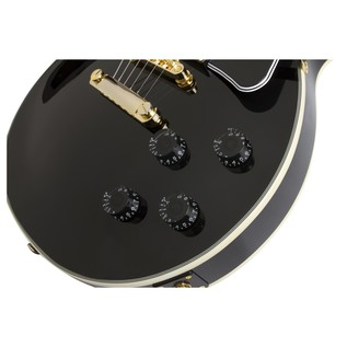 Epiphone Black Beauty Les Paul, Ebony Controls