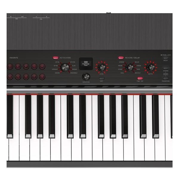 Korg Grandstage 73 Controls