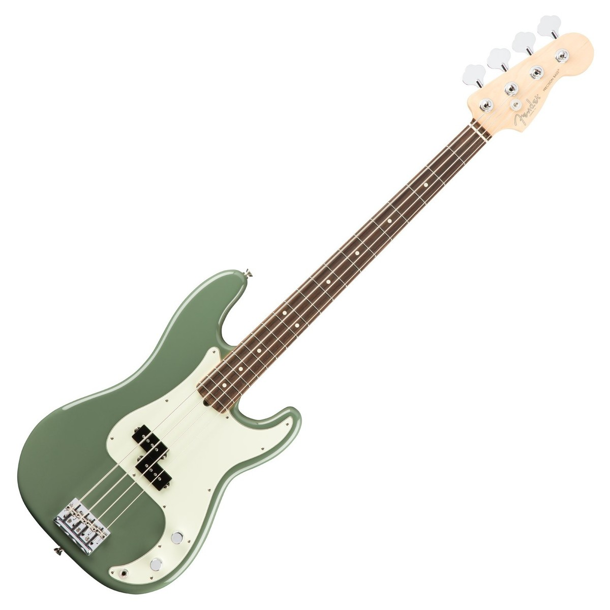 fender american professional precision bass rw antique olive box opened at gear4music. Black Bedroom Furniture Sets. Home Design Ideas