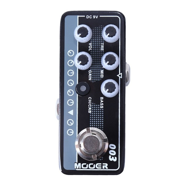 Mooer Micro Preamp 03 Powerzone Pedal